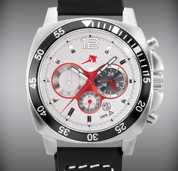 The Admiral's Chrono (WHITE)